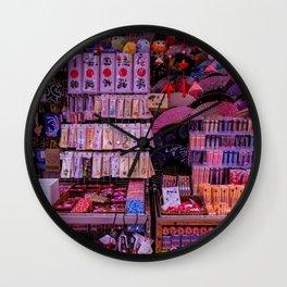 Matsuri Madness Wall Clock