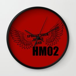 Spread your wings and HM02 Wall Clock