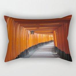 Fushimi Inari Rectangular Pillow