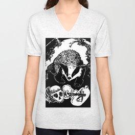 Badger Hoo Unisex V-Neck