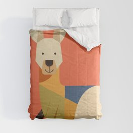 Kangaroo Comforters