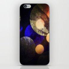 Planetary iPhone Skin