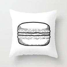 Macaron Throw Pillow