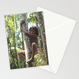 Climbing Trees Stationery Cards