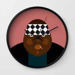 Notorious III Wall Clock