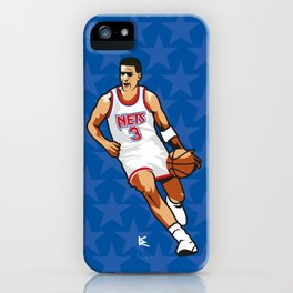 "Drazen ""Dragon"" Petrovic iPhone Case"