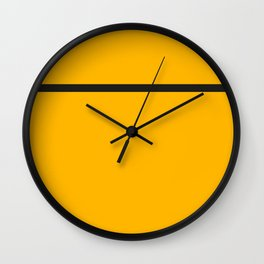 Jakes color palette Wall Clock