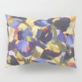 Beautiful Blue Iris Pillow Sham