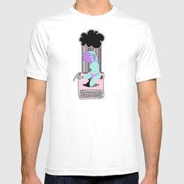 WRITERS BLOCK T-shirt