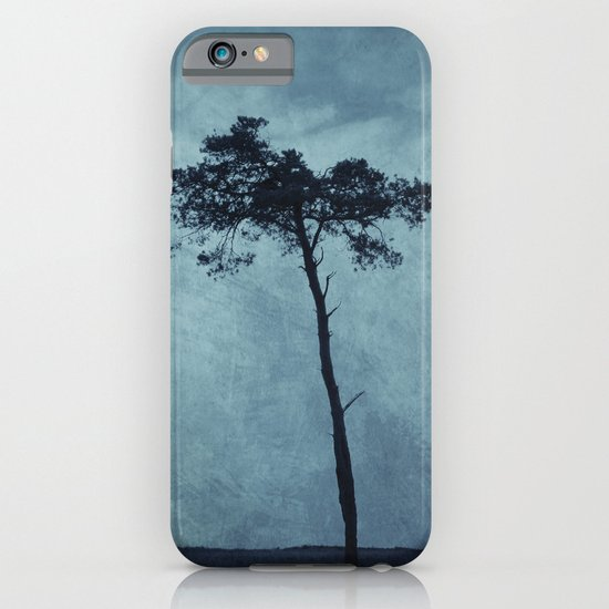 Blue Trees  iPhone & iPod Case