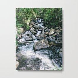 Río Metal Print