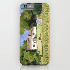 summer cottage iPhone 6s Slim Case