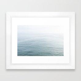 Malibu Framed Art Print