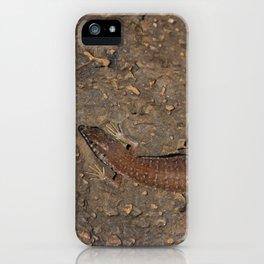 Haria Lizard 3 iPhone Case