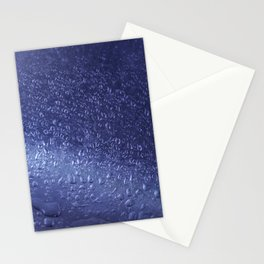 Blue and Shiny Stationery Cards