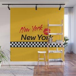 New York, New York Wall Mural