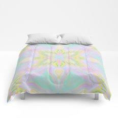 Marokkoko Yellow Mint Comforters