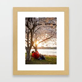 Flower photography by Alex Iby Framed Art Print