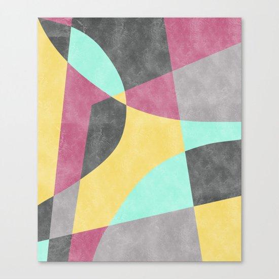 Fragments II Canvas Print