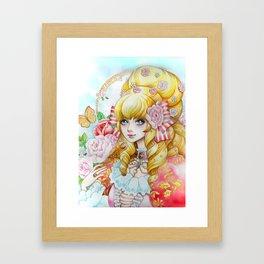 Roseprincess Framed Art Print