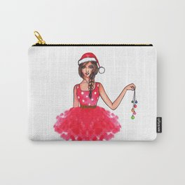 Christmas illustration Carry-All Pouch