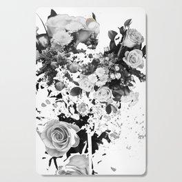 Exploded Frailty Cutting Board