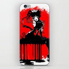 Cortesana iPhone & iPod Skin