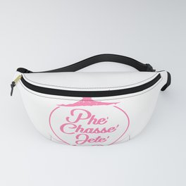 Womens Tap Dancer Dancing Ballet Phe Chasse Jete All Day Fanny Pack