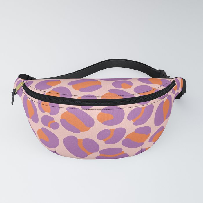 Pink Leopard Party Fanny Pack