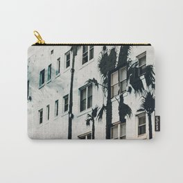 palm mural venice ii Carry-All Pouch