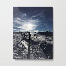 torre Metal Print