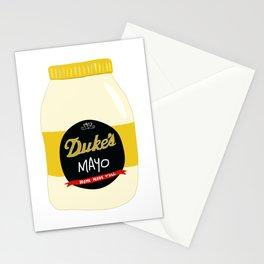 Duke's Mayonnaise Stationery Cards