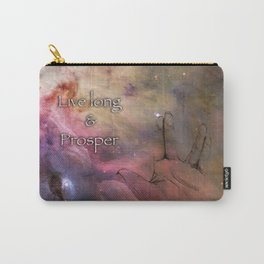 Live long & prosper Carry-All Pouch