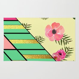 Spring's Counterpart Rug