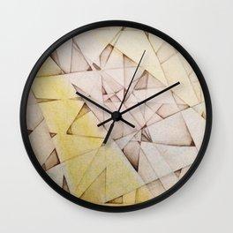 Stressed Wall Clock