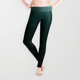 Ombre Emerald Leggings