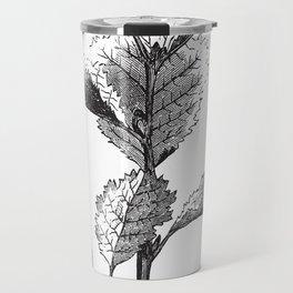 Cut Leaved Alder Travel Mug