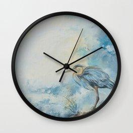 Shore Bird 8664 Wall Clock