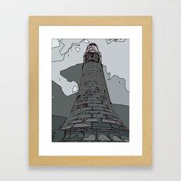 Greylock Framed Art Print