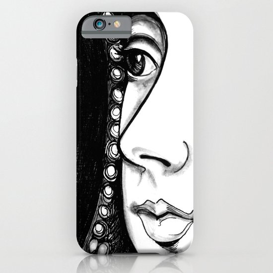Queen Anne Boleyn Portrait  iPhone & iPod Case