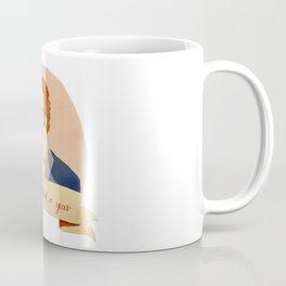 Mr. Bingley / FIVE THOUSAND A YEAR Coffee Mug