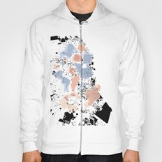 San Francisco Crime Map Hoody