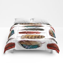 Country Feathers Comforters