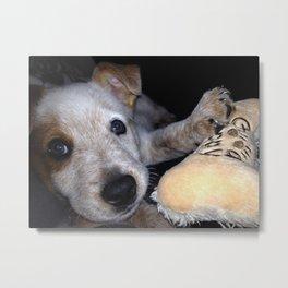 Good Puppy Metal Print