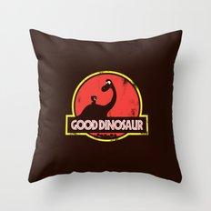 Good Dinosaur Throw Pillow