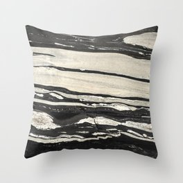 granite Throw Pillow