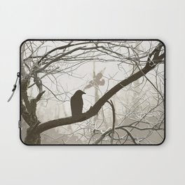 Natural crows Laptop Sleeve