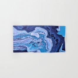 Blue Strike Hand & Bath Towel