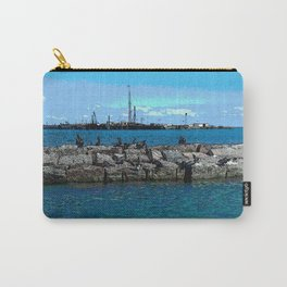 Jetties Carry-All Pouch