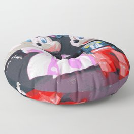 Menacing Mice Floor Pillow